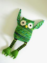 Ravelry: Lucy's Owl pattern by Rachel Gallagher-Miller