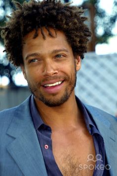 Gary Dourdan: My prayers and heartfelt blessings are wished upon him for an expedient recovery. Such a beautiful and talented man. Gary Dourdan, Beautiful Men Faces, Gorgeous Men, Beautiful People, Afro Men, Dark Beauty, Attractive Men, Afro Hairstyles, Good Looking Men