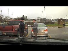 Cop Shows a Student How to Tie His Tie Instead of Writing a Ticket (WATCH) - Good News Network