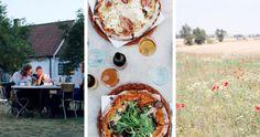 10 tips för dig som ska till Österlen i sommar! | ELLE Local Attractions, Sweden, Ethnic Recipes, Semester, Food, Traveling Tips, Spaces, Future, Ska