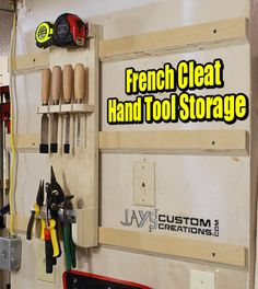 French cleats are awesome. Just pure awesomeness. Everything I make from now on that will hang on the wall will hang via french cleats. The ability to mix, match, and move whenever I need to is gre...