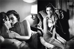 March 2012: Margareth Madé. Photos by Vincent Peters - click on the photo to see the complete story