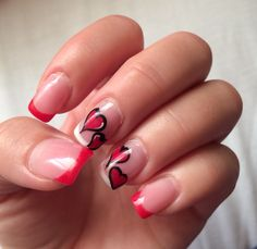 Love is in the air...#nails