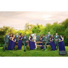Wedding Party Hiddenbrooke Golf Club American Canyon #madewithstudio