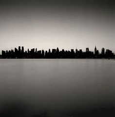 NYC by Michael Kenna