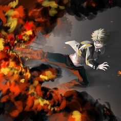 Kacchan - Boku no Hero Academia