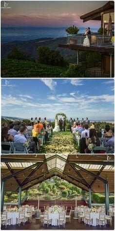 Amazing wedding venues Thomas Fogarty vineyard – Woodside, CA