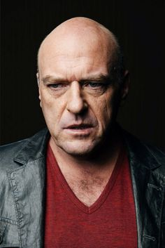 Dean Norris photographed by Haoyuan Ren in Los Angeles, CA.