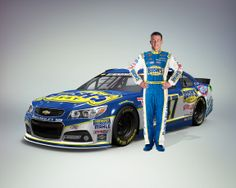 NASCAR No. 47 driver AJ Allmendinger is ready for race day!