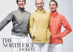 Yummy North Face Jackets