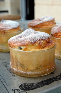 Soufflés fruits de la passion – Torchons & Serviettes