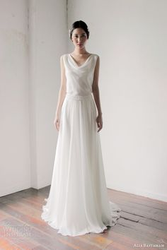 alia bastamam 2013 malaysian designer wedding dress