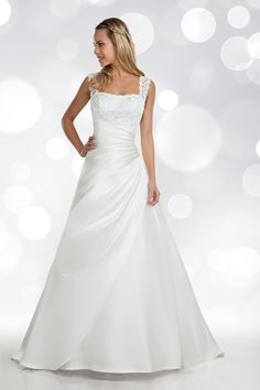 Wedding Dress for Your Shape 3 - Busty: Bridal Shop West Yorkshire Gorgeous Wedding Dress, Bridal Wedding Dresses, The Dress, Dress For You, Structured Gown, West Yorkshire, Wedding Dress Shopping, Dream Dress, One Shoulder Wedding Dress