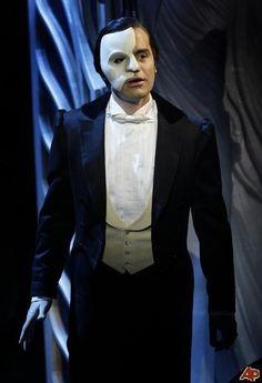 Ramin Karimloo as the Phantom in Love Never Dies