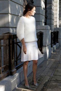 【ELLE】Fashion Trend -Knit item- @صادق جعفر الطائي LONDON Collection|ELLE Online
