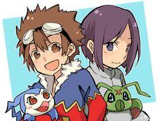 Digimon 02 - Daisuke Ken
