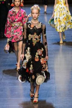Dolce & Gabbana - Spring 2016 RTW - The Cut