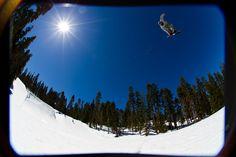 Luke Mitrani   Park Sessions: Sierra-At-Tahoe | TransWorld SNOWboarding