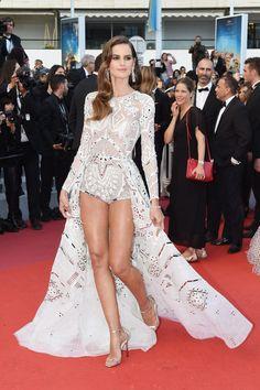 Izabel Goulart, Zuhair Murad Bridal, Zuhair Murad Dresses, Celebrity Red Carpet, Celebrity Dresses, Celebrity Style, Bridal Outfits, Bridal Dresses, Bridal Shoes