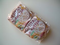 Tortitas de avena y arroz Hacendado de Mercadona ideales para los seguidores de la Dieta Dukan.