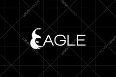 Eagle Letter E Logo by LogoMagazin on Creative Market