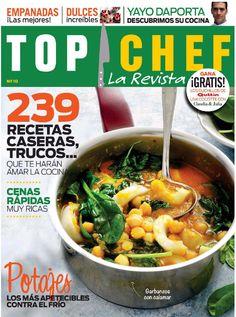 Top chef noviembre 2014