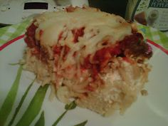 Spaghetti Pie, possibly rival old Chicago