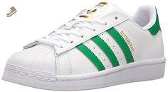 Adidas Originals Women's Superstar Size US 6.5 - Adidas sneakers for women (*Amazon Partner-Link)