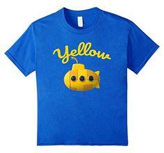 Kids Cute Submarine T-Shirt