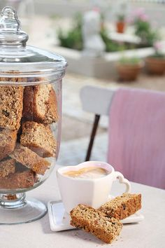 Breakfast rusk recipe | Ontbytbeskuit #biscuit