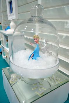 Frozen (Disney) Birthday Party Ideas |