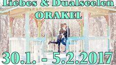 Liebes- & Dualseelen ORAKEL 30.1. - 5.2.2017 | Seelen-Medium Claudia Sav...