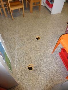 THEMA: 'GOUDLOKJE EN DE DRIE BEREN' (5/11/2012-9/11/2012) (deel 1) ~ gimme