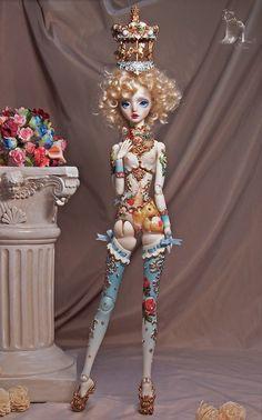Doll by Marmite Sue