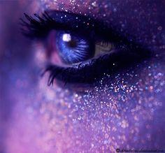 Eye #purple