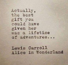 Lifetime of adventure  #TravelQuotes