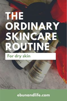 Are you struggling with dry skin concerns? The. You should definitely try The Ordinary Guide for Dry Skin. You might be convinced! #theordinaryskincare #dryskin #skincareroutine #beautyhacks The Ordinary For Dry Skin, The Ordinary Guide, The Ordinary Products, Skincare For Oily Skin, Oily Skin Care, Acne Prone Skin, Drugstore Skincare, The Ordinary Skincare Routine, How To Get Rid Of Acne