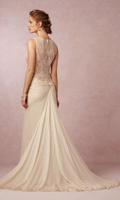 beautiful back to this dress http://rstyle.me/n/nckeir9te