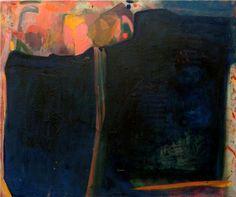 Sarah Cooney, Waltana, 2010. 51cm x 41cm x 2cm, oil on canvas.