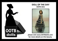06.11.14 - We are proudly announcing that Doll OOTB 1011 has been donated to the NBDCC's Silent Auction event for charity!  Please visit our website to view all the details about this beauty!  www.ootbdolls.com