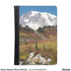 Mount Rainier Photo iPad Air Case