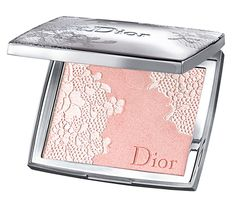 Dior 2010 Spring Boudoir Look Collection 'Face Lace' Highlighting Powder No. 001 Pink Lace