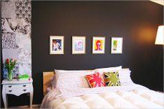 Beatles inspiration bedroom