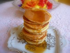 ULTRA LOW-CARB PANCAKES   These pancakes will surprise you.  If you like a denser texture, then these lovely pancakes will delight ...