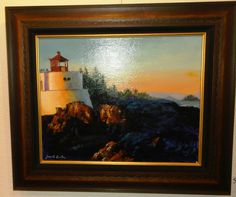 The Light House-Joseph Carter-Gallery Show December 2015