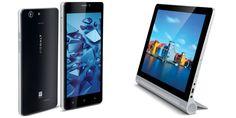 Mola: iBall lanza en la India un smartphone y una tablet octa core con 2 GB de RAM