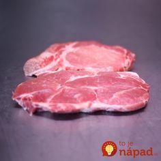 Vďaka tomuto je mäsko v dobrej reštaurácii vždy také jemnučké: Trik profíkov, aby bolo aj najtuhšie hovädzie ako masielko! Steak, Food And Drink, Decor, Decoration, Steaks, Decorating, Deco