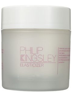 Philip Kingsley Elasticizer recommended by Allure Magazine to restore moisture and shine to damaged hair. @Allure Magazine