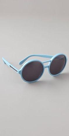 cool blue. #sunglasses