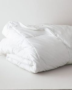 Garnet Hill Down-Alternative Comforter King $168
